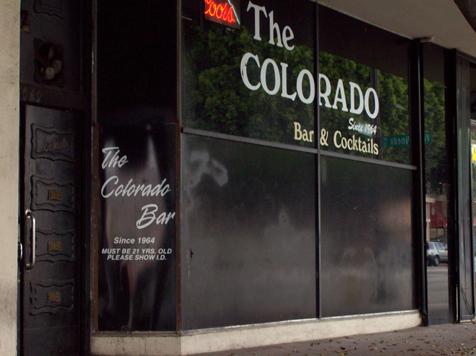 The Colorado Bar Pasadena