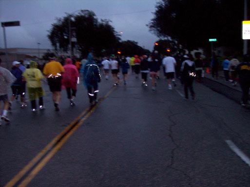 5k Pasadena Fun Run begins
