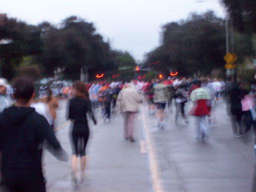 5K Fun Run senior citizen