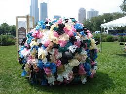 plastic bag ball